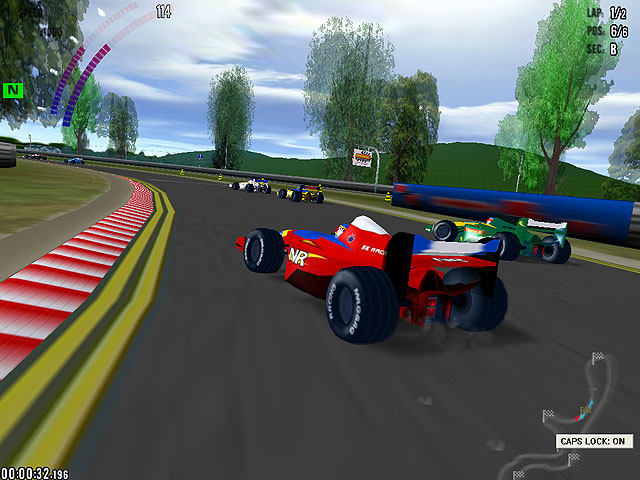 Grand Prix Racing Screenshot 5