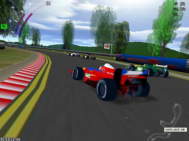 Grand Prix Racing Screenshot 5