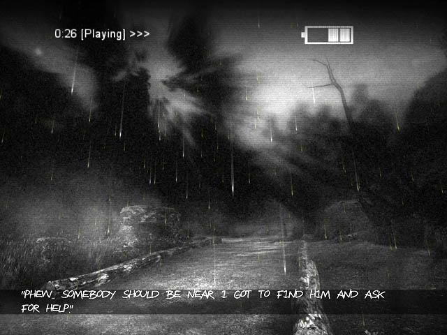 Haunt screenshot