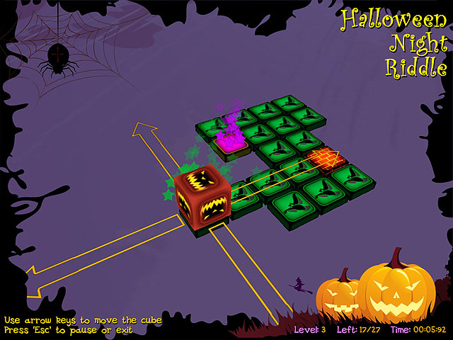 Halloween Night Riddle Screenshot 2