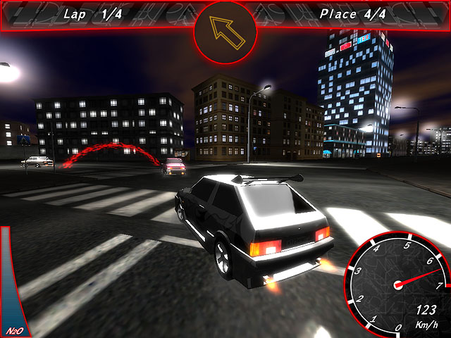 Illegal Street Racers full screenshot