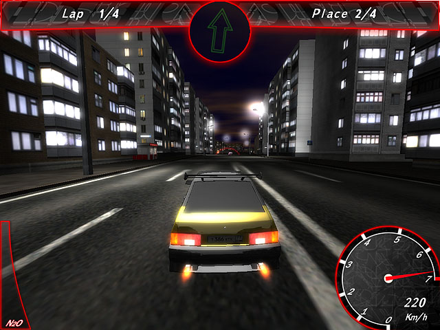 Illegal Street Racers Screenshot 5