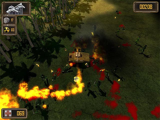 Jungle Strike Screenshot 2