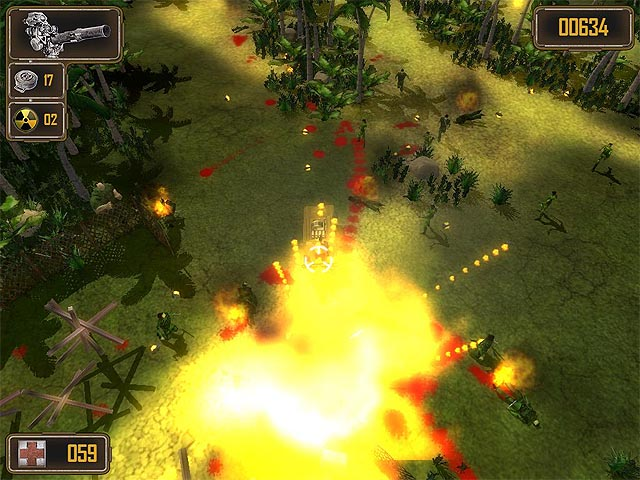 Jungle Strike full screenshot