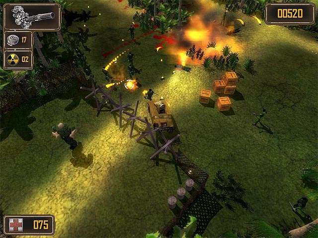 Jungle Strike Screenshot 5
