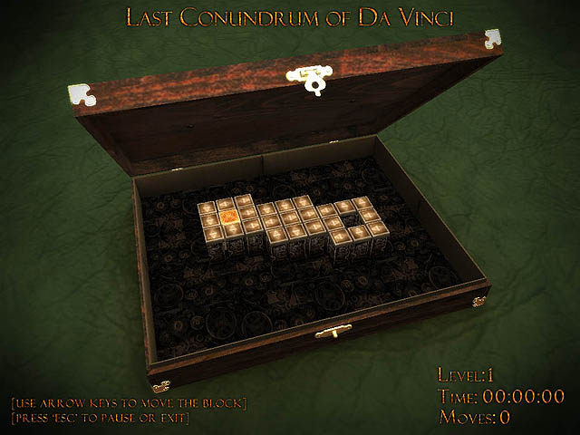 Last Conundrum of Da Vinci Deluxe Screenshot 5