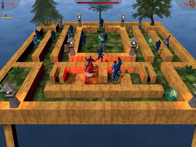 Last Samurai Screenshot 1