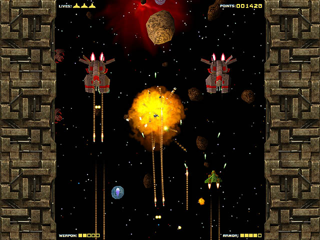 Last Space Fighter Screenshot 2