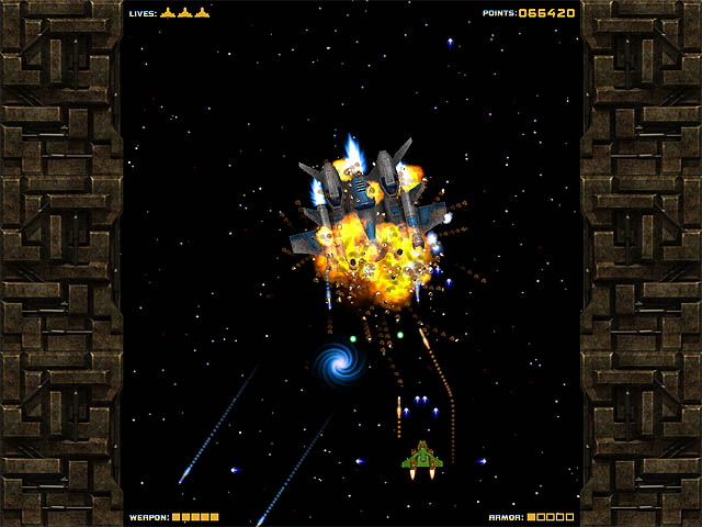 Click to view Last Space Fighter 1.15 screenshot
