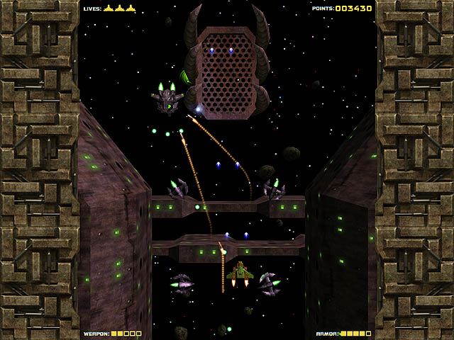 Last Space Fighter Screenshot 4