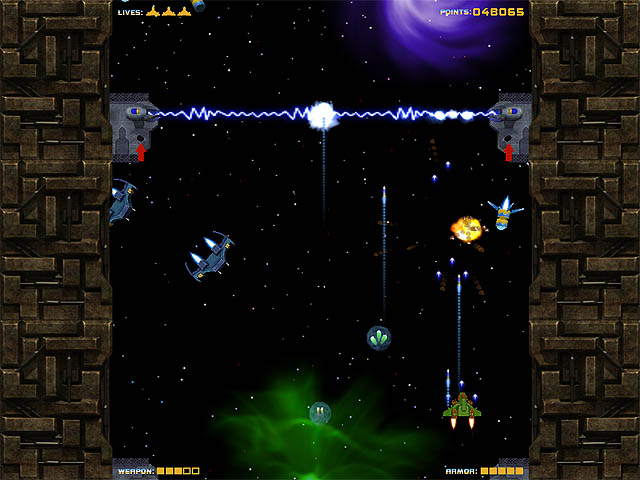 Last Space Fighter Screenshot 5