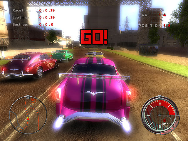 Muscle Cars Screenshot 1