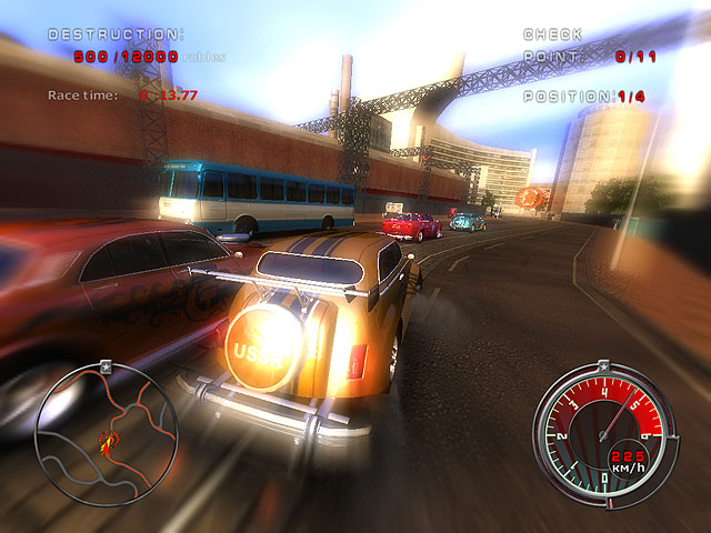 Muscle Cars Screenshot 3