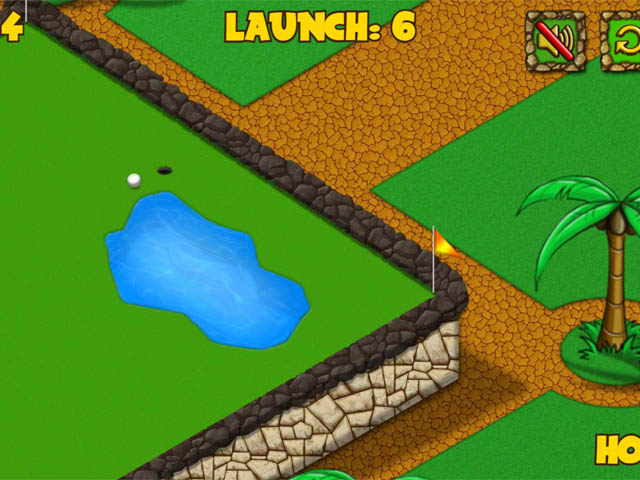 Mini Golf Simulator Screenshot 4