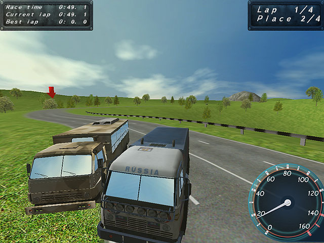 Click to view Max Power Trucks 1.82 screenshot