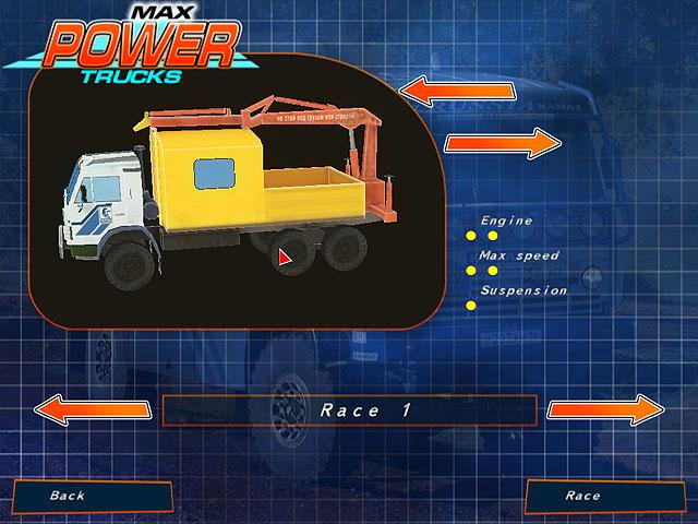 Max Power Trucks Screenshot 4
