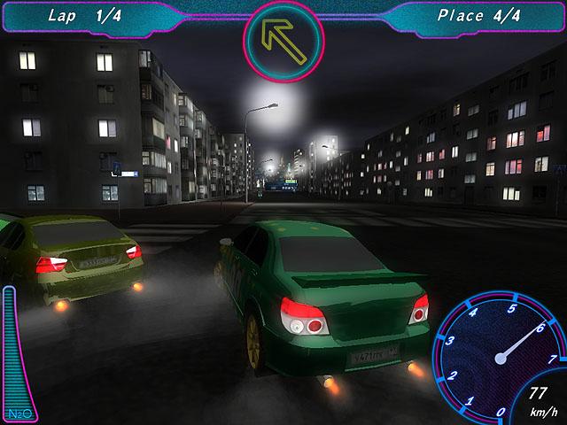 Midnight Racing Screenshot 2