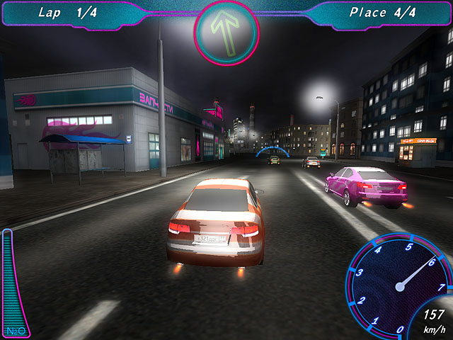 Midnight Racing Screenshot 3