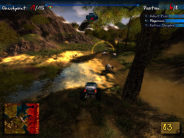 Monster Truck Safari Screenshot 3