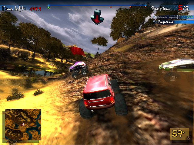 Monster Truck Safari Screenshot 4