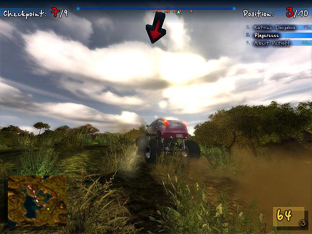 Monster Truck Safari Screenshot 5