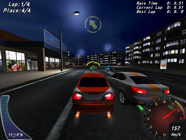 Night Street Racing Screenshot 3
