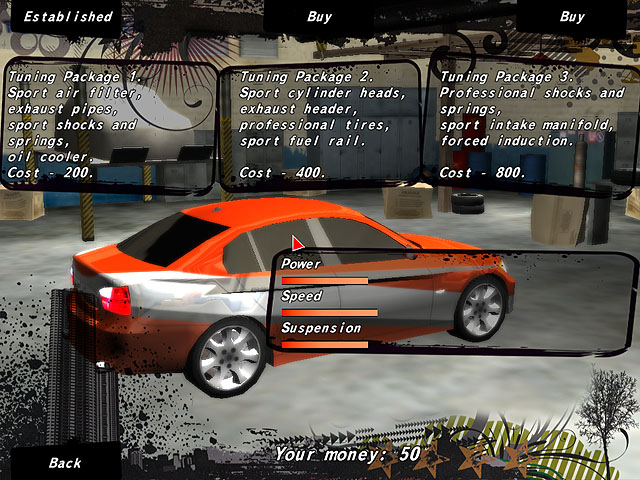 Night Street Racing Screenshot 4