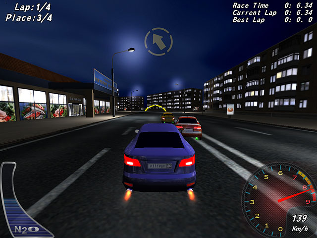 Street Racing Games Pack Screenshot 2