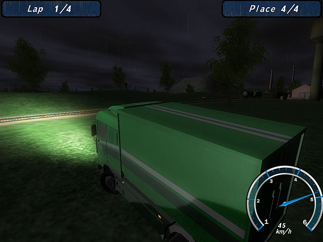 Night Truck Racing Screenshot 2
