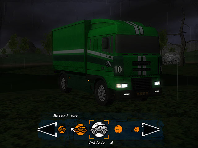 Night Truck Racing Screenshot 3