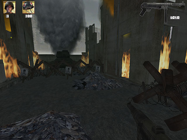 Operation Ubersoldat Screenshot 3