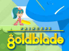 Princess Goldblade and the Dangerou ...