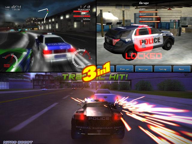 Police Games Pack Screenshot 1