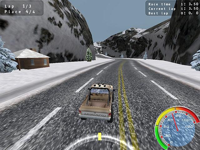 Pickup Racing Madness Screenshot 2