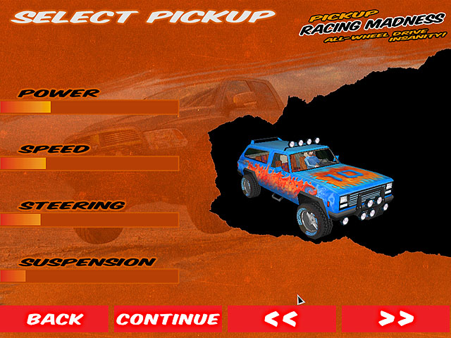 Pickup Racing Madness Screenshot 3