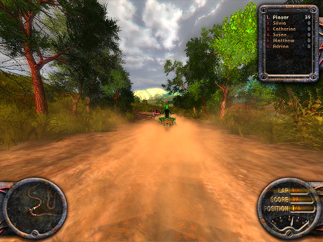 Quad Motorbike Challenge Screenshot 2