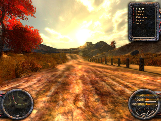 Quad Motorbike Challenge Screenshot 4