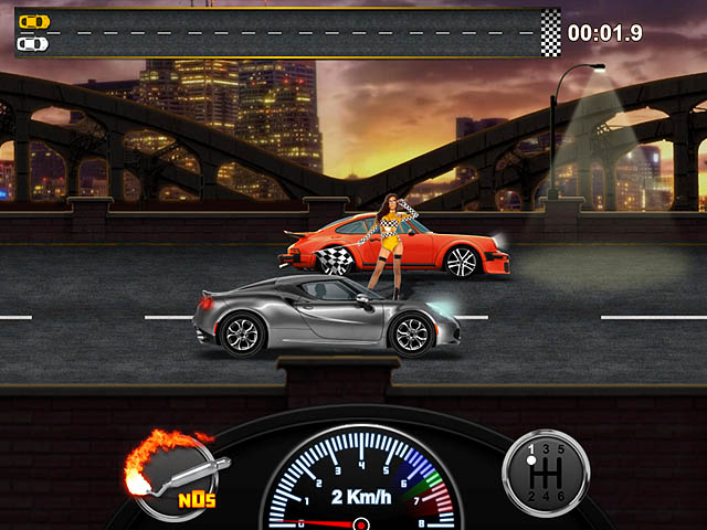 Real Drag Racing Screenshot 1