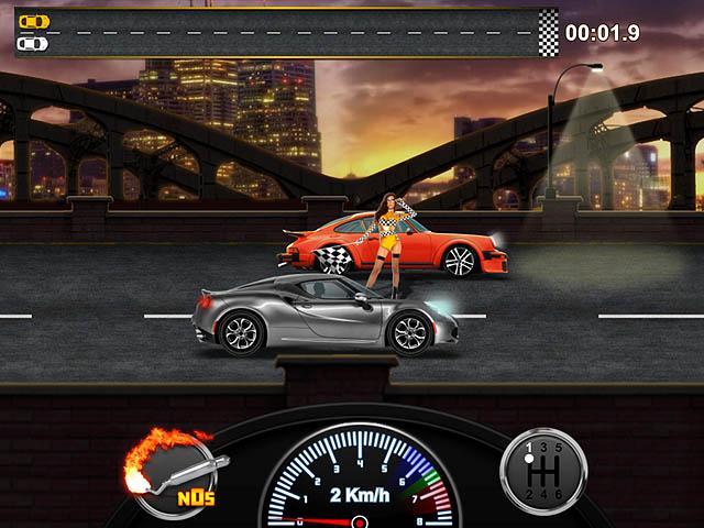 Real Drag Racing Screenshot 1