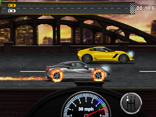 Click to view Real Drag Racing 1.1 screenshot
