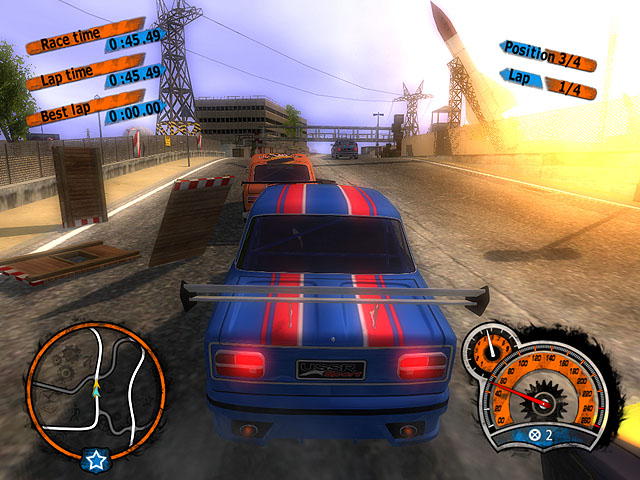 Racing Show Screenshot 1