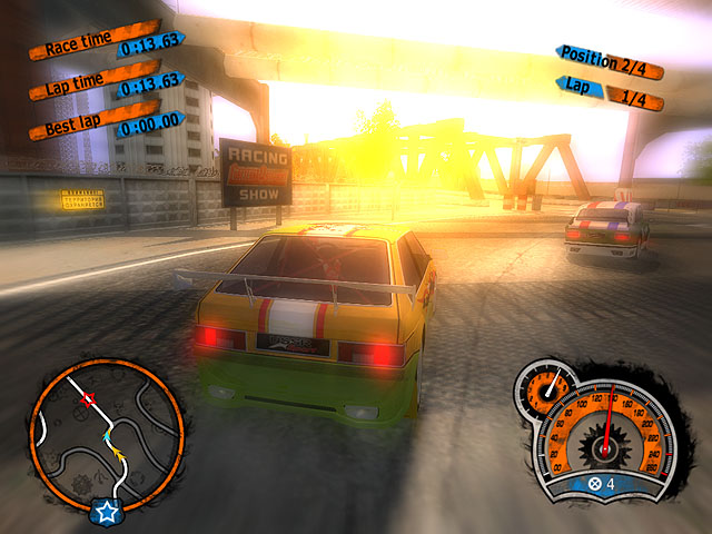 Racing Show Screenshot 3