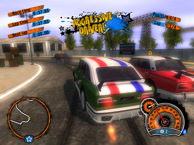 Racing Show Screenshot 4