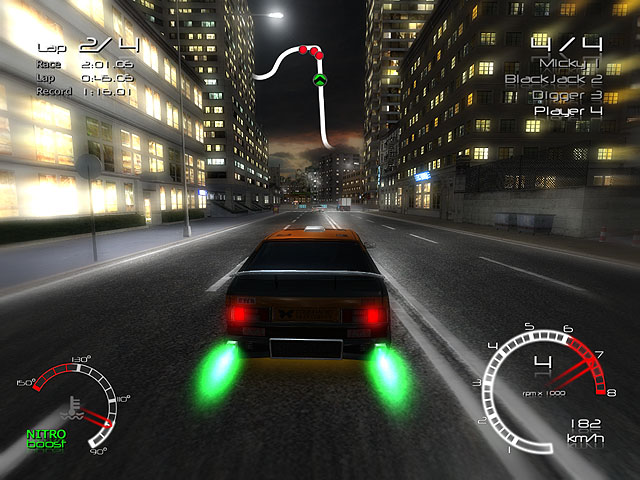 Racers vs Police Screenshot 3