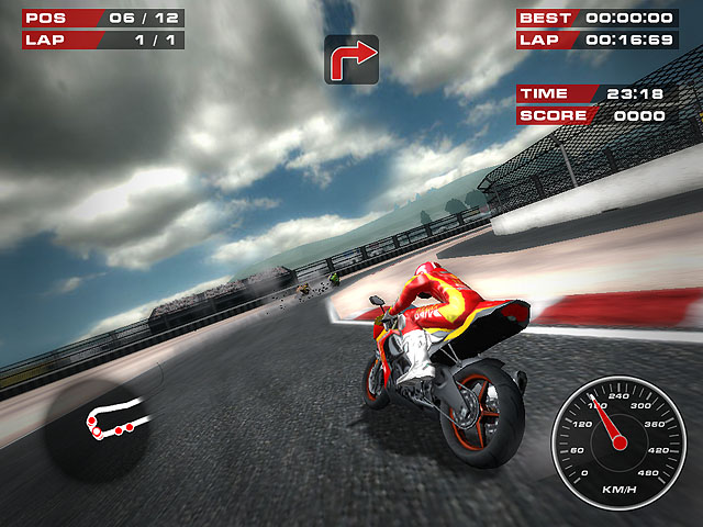 Superbike Racers Screenshot 1