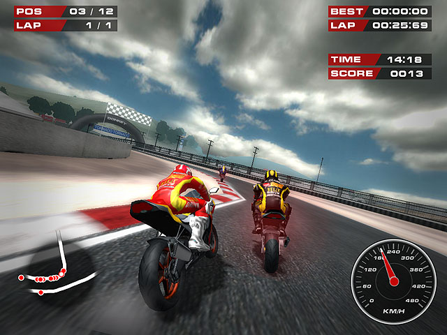 Superbike Racers Screenshot 4