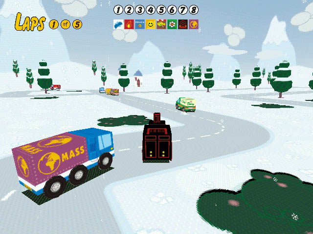 Sunny Drivers Screenshot 5