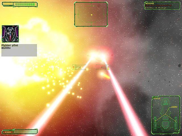Star Interceptor Screenshot 2
