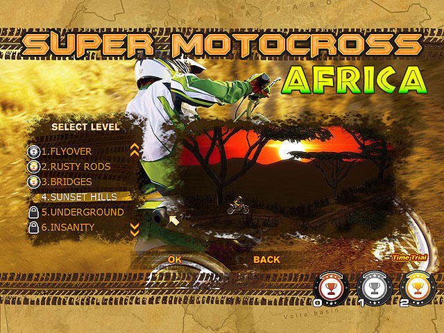 Super Motocross Africa Screenshot 3