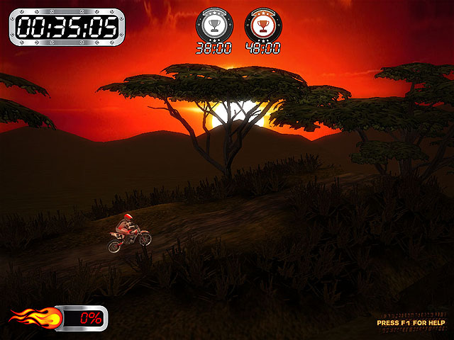 Super Motocross Africa Screenshot 4